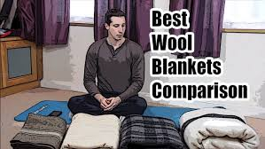 Comfort Bay Blankets Wool Blankets Comparison Hudson Bay Italian Army Filson