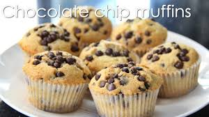 chocolate chip muffins real good must try recipe by