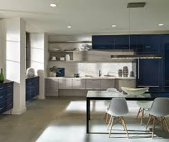 Acrylic Cabinet Doors Acrylic Kitchen Cabinets With Melamine Accents Kitchen Craft