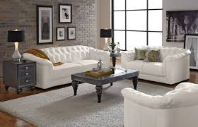 White Leather Living Room Set Furniture Living Room White Sofas In Rooms With Licious Photo