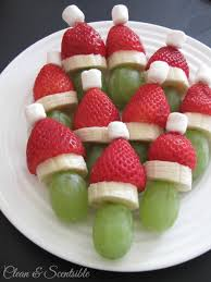 christmas ideas healthy christmas food ideas for kids clean and scentsible