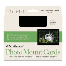 photo frame cards photo mount and photo frame cards by strathmore cheap joe s