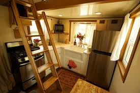 the 200 sq ft family tiny home