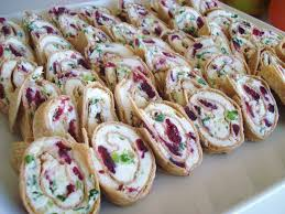 Appetizers Ideas Easy Tea Party Foods Party Appetizer U2013 Sweet U0026 Savory Pinwheels