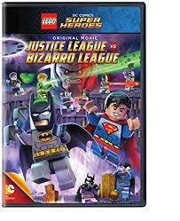 lego movie justice league vs amazon com lego dc comics super heroes justice league vs bizarro