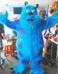 Sulley Womens Halloween Costume Amazon Sully Mascot Costume Cartoon Character Costume