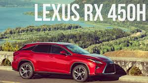lexus rx 450h consumer reviews 2016 lexus rx 450h drive interior and exterior youtube