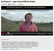 Ron Weasley Meme - til that ed sheeran is ron weasley imgur