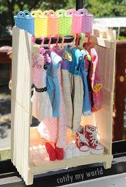 My Homemade Barbie Doll House by Little Known Ways To Make Doll Clothes Yourselves Barbie Clothes
