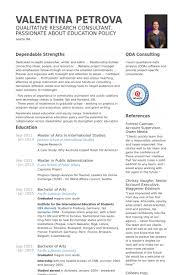 Teach For America Sample Resume by Independent Consultant Resume Samples Visualcv Resume Samples