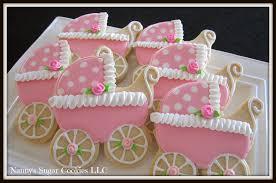 nanny u0027s sugar cookies llc cookies for a baby shower