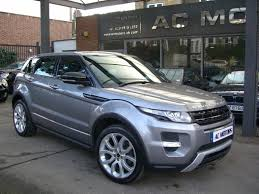 used range rover for sale used 2012 land rover range rover evoque dynamic lux auto for sale