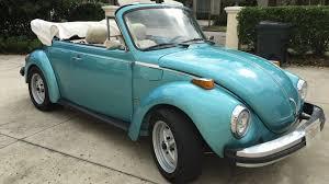 volkswagen beetle modified 1979 volkswagen beetle convertible l138 kissimmee 2016