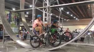 motocross pedal bike looping bike 2014 youtube