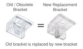 Vertical Blind Replacement Parts Obsolete Bracket Replacements