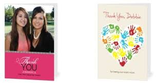 personalized thank you cards expired tiny prints free custom thank you card