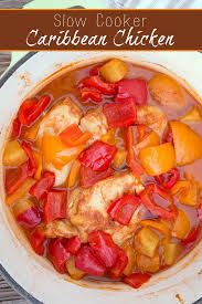 New Dinner Recipe Ideas Slow Cooker Caribbean Chicken New 31 Days Of Freezeasy Meal Recipe