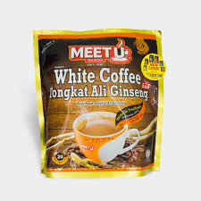 meetu white coffee tongkat ali ginseng hock product centre