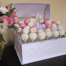 wedding cake pops food marriage