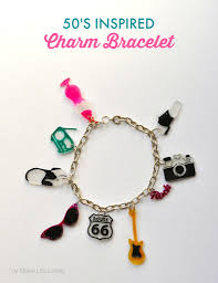 halloween charm bracelets 1950 u0027s shrinky dinks charms bracelet make life lovely