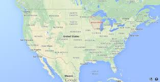 wisconsin map usa where is wisconsin on usa map easy guides