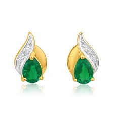 green opal earrings earring real emerald earrings opal earrings emerald jewelry