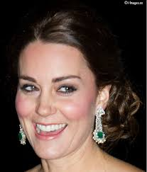 kate middleton diamond earrings diamond and emerald cut emerald earrings kate middleton s jewelry