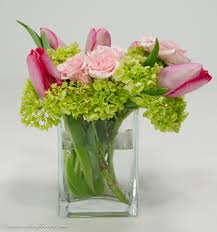 Square Vase Flower Arrangements Wedding Centerpieces Vickie U0027s Flowers Brighton Co Florist