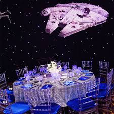 themed wedding ideas 15 wars wedding ideas