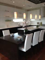 kitchen island with attached table 121 best kitchen island table combinations images on