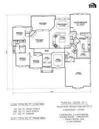 single floor 4 bedroom house plans house plan plan no 2529 1011 four family house plans photo home