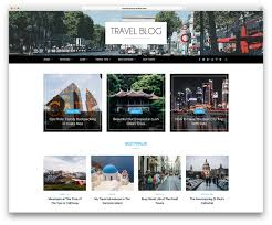 Travel Theme 50 Best Wordpress Travel Themes For Blogs Hotels And Agencies