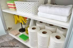 wedding day guest essentials courtesy bathroom baskets she said