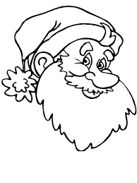 christmas coloring pages santa 5 christmas coloring pages santa 6