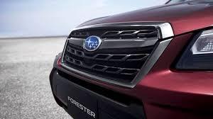 2019 Subaru Forester Concept Car 2018 2019