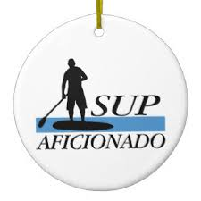 stand up paddle ornaments keepsake ornaments zazzle