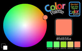 color palette android apps on google play