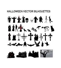 Halloween Vector Images Spooky Halloween Vector Silhouettes Www Vectorfantasy Com
