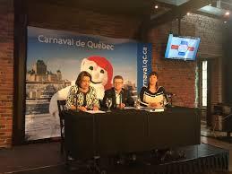 bureau de la directrice bilan du carnaval de québec des promesses festives bazzart
