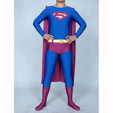 superhero costumes blue and grey lycra spandex batman superhero
