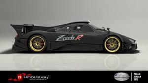 pagani zonda revolucion simraceway u2013 pagani zonda r available u2013 virtualr net u2013 sim racing news