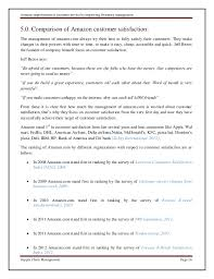 resume on customer service case study amazon improvement of customer service