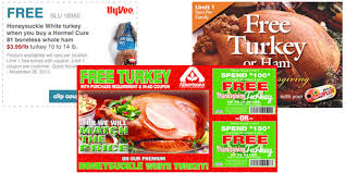 is the free thanksgiving turkey promotion played out retailwire