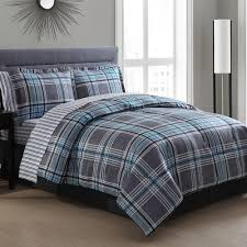 Plaid Bed Set Plaid Bedding Set
