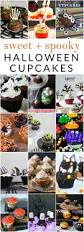 Spider Cakes For Halloween 15 Halloween Cupcake Ideas From Sweet To Spooky The Crazy