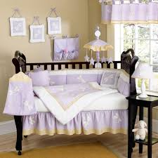 Purple Nursery Bedding Sets Collection Purple Baby Bedding All Modern Home Designs