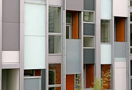 Row House Meaning - philadelphia u0027s stylish thin flats first leed homes platinum duplex