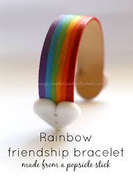craft bracelet images Rainbow friendship bracelets fun crafts kids png