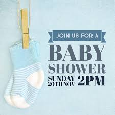 or baby shower make your own baby shower invitations for free adobe spark