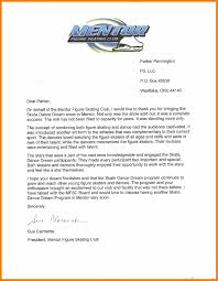thank you letter to mentor gallery letter format examples